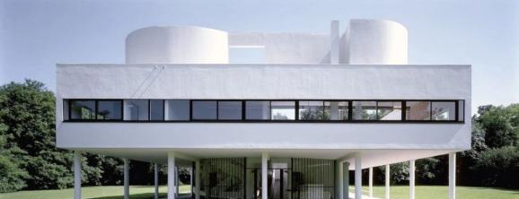 柯布西耶:作品多变性令人难以置信,创造建筑界的新时代