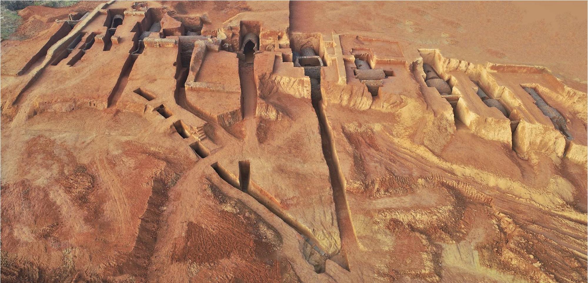 七星伴月、茔域千年:江西赣江新区七星堆六朝墓群考古发掘记