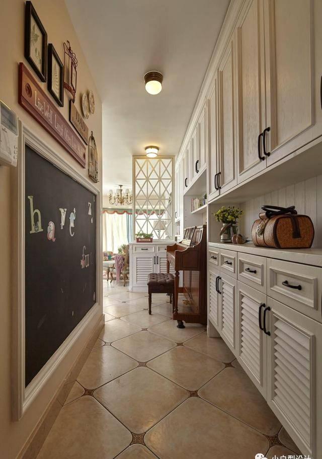 40款不同风格的玄关效果图,总有一款适合你家!