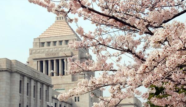 日本国会出现首例新冠肺炎确诊病例