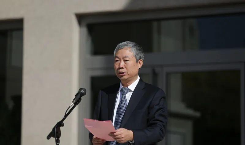 人事   宋继宝出任山东省生态环境厅党组书记
