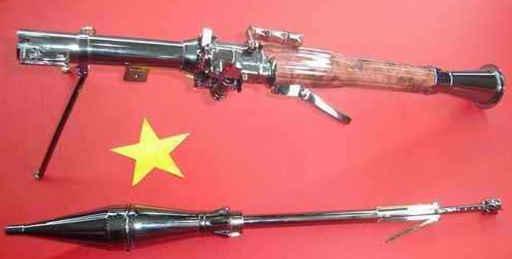 全球游击队的神器:中国40毫米火箭筒!