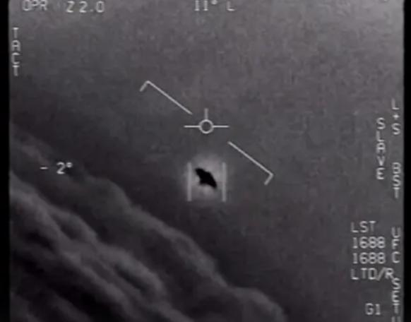 五角大楼公布UFO视频,是在承认外星人吗?