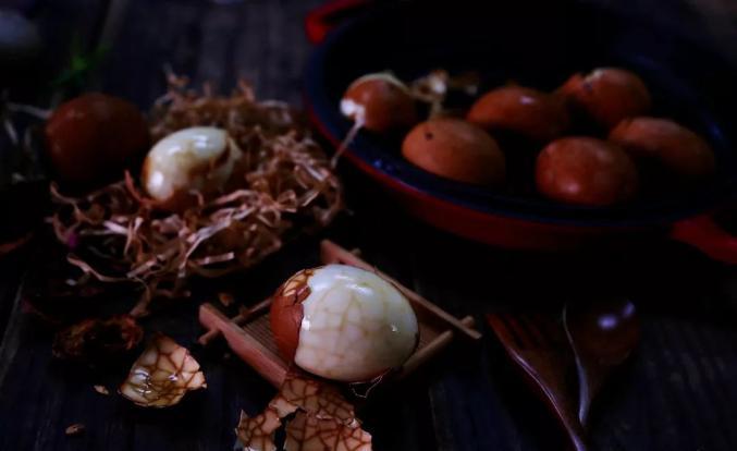 立夏蛋,茶叶蛋和卤鹌鹑蛋的做法