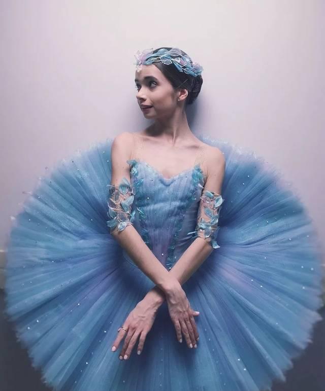 那些年,惊艳了岁月的芭蕾舞裙