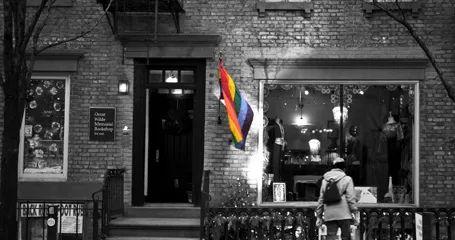 同性恋书店在美国