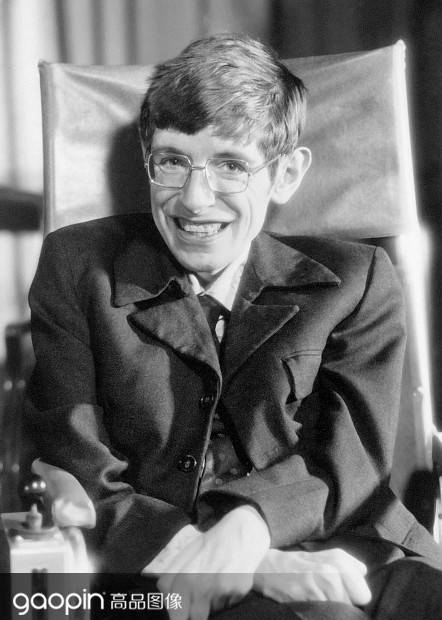 霍金去世,一组照片看轮椅上的伟大物理学家