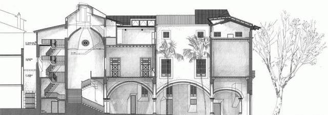 教你怎么看建筑剖面图!