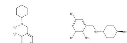 溴己新和氨溴索的区别