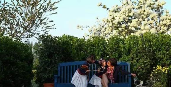 远离城市建花园,她只想给孩子大自然的野趣,却成网红打卡点