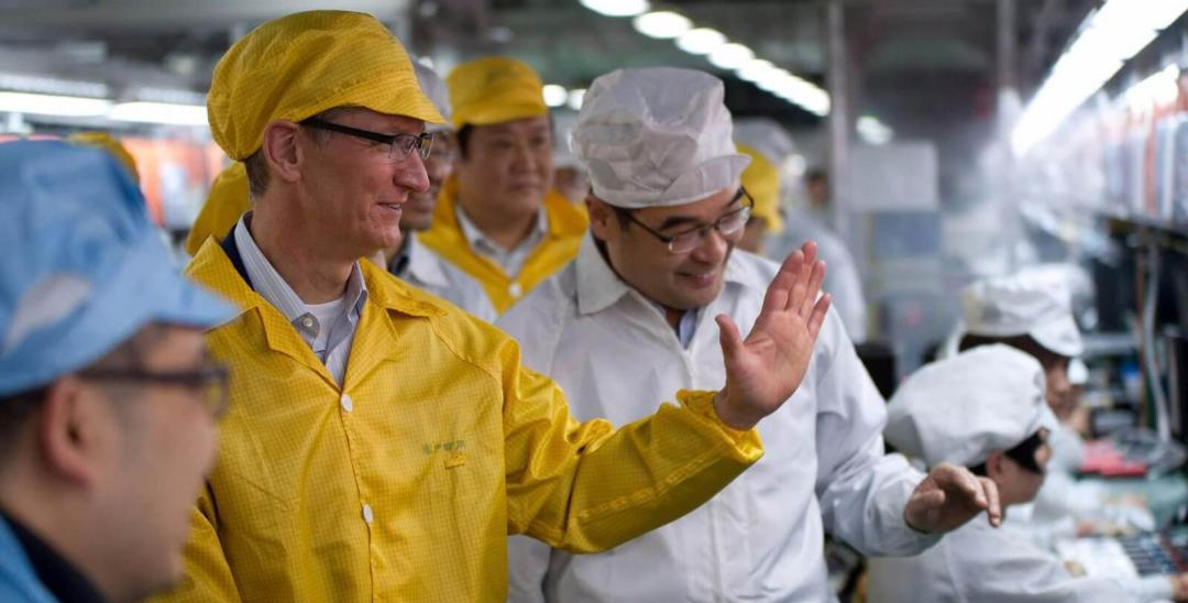 8年试验失败,苹果、富士康终于承认:机器人,比不上中国工人