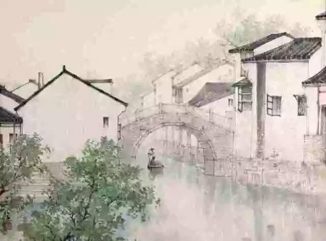 江南水乡 · 六大古镇 · 清明时分 · 如梦如幻