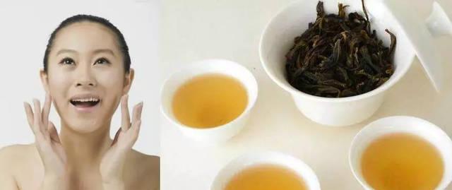 茶叶水洗脸有什么好处 原来作用居然这么多