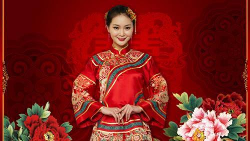 中式礼服有哪些款式