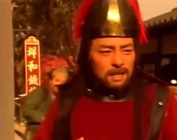 """令狐冲扮成""""格老子""""吴将军那段,唯吕颂贤演绎出了真实的令狐冲"""