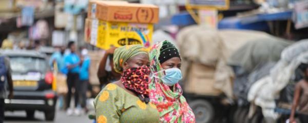 加纳总统:不戴口罩将被处以最高10年监禁或高额罚款