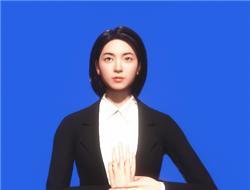 长沙广电率先引入人工智能 《长沙新闻》有了虚拟主播