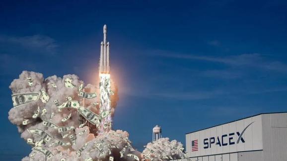 在马斯克做出可回收火箭之前,有人已经烧掉了上百亿美元