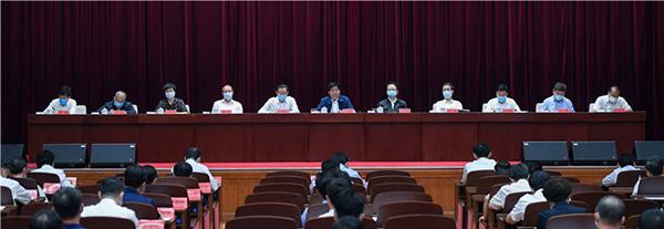 吉林省变更公主岭市代管关系工作会在长春召开