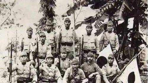 日本最灭绝人性的一首军歌,狠毒无比,给国人带来了深重苦难