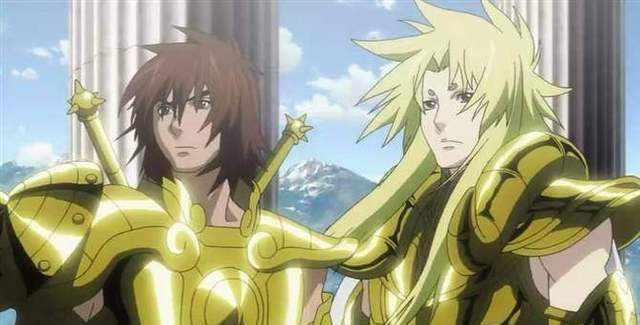 圣斗士:其实童虎和史昂的实力之强,已经超出我们的想象!