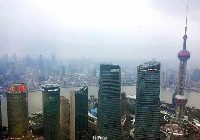 实地体验:浦东三件套之一的金茂大厦上海金茂君悦大酒店,最大的亮点是……