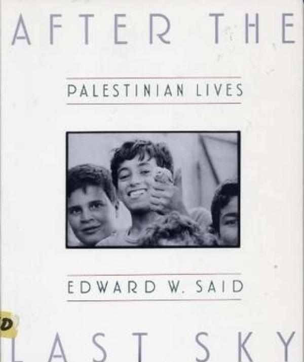 八十本书环游地球︱以色列/巴勒斯坦:《蝴蝶的重负》