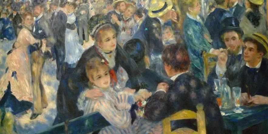 印象派,人群中的人 |《现代艺术150年》