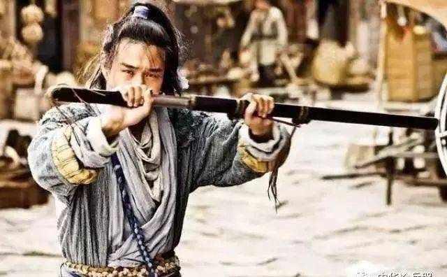 大多人拔剑的姿势都是错误的,你对了吗?