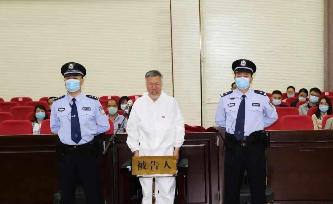 甘肃省治安管理局原局长张江武涉4罪案一审开庭,受贿超2千万