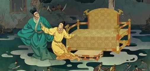 唐文宗大和九年,天降祥瑞之后,爆发了一场血雨腥风
