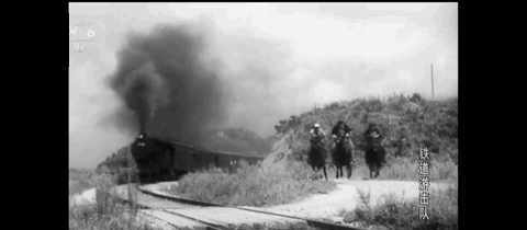 上海电影制片厂85版《铁道游击队》演员今昔照