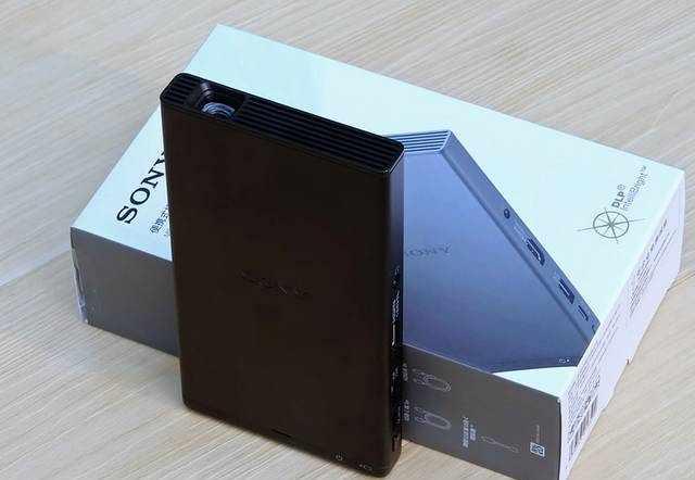 小身材也有大能量,索尼便携式投影仪MP-CD1评测