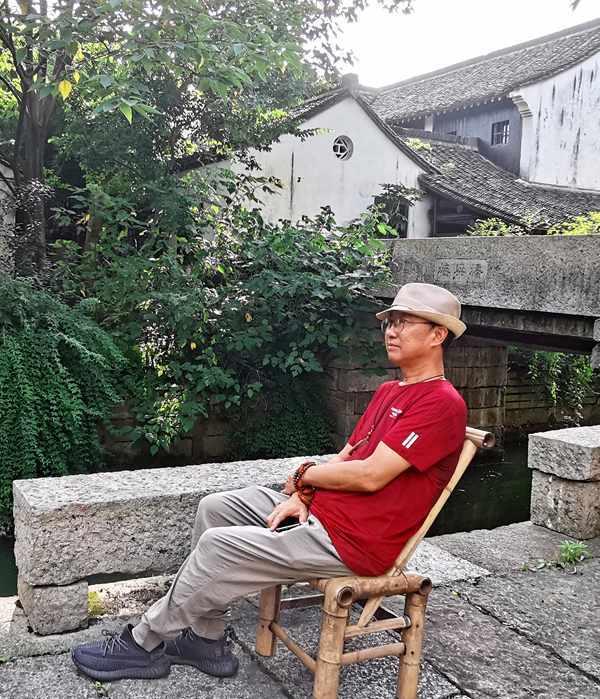 雨细穿梅坞,风和上柳桥——赏画家周鹤龄绍兴写生作品