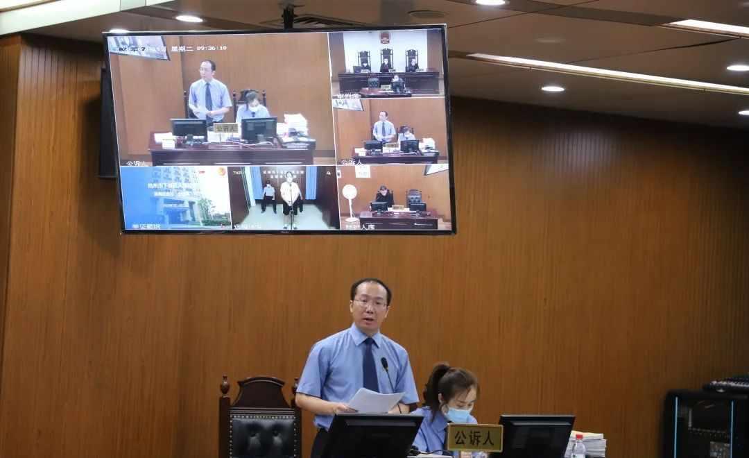 涉贪污巨额资金受贿八百多万,杭州公交集团原总经理助理受审