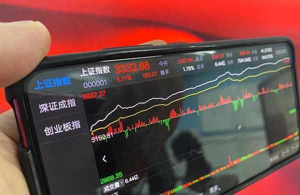 牛市来了|218股涨停!A股成交额近5年来首超1.5万亿