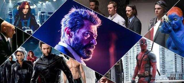 11部《X战警系列》排行,《金刚狼3》排名第二,排名第一的你能猜到吗?