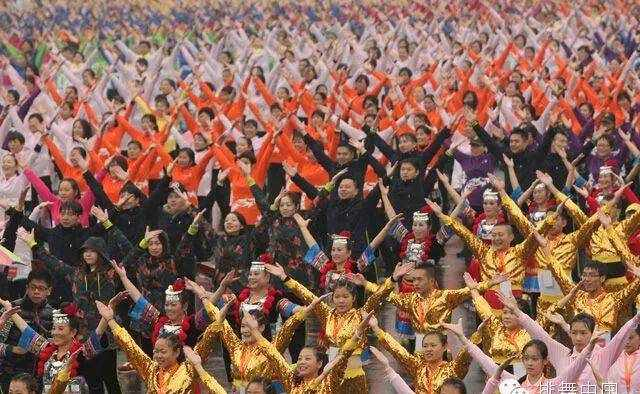 【官方发布】火爆的中国神曲《舞动中国》,你知道吗?