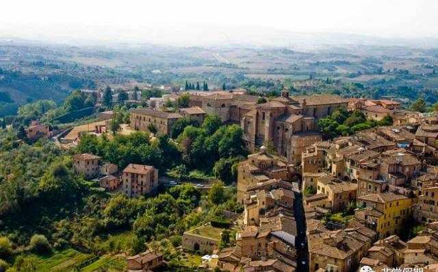 【意大利】锡耶纳——完美中世纪古镇