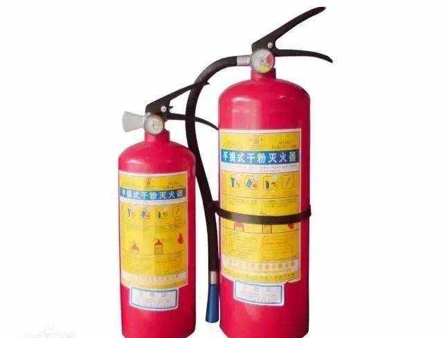 消防知识|灭火器的正确使用方法