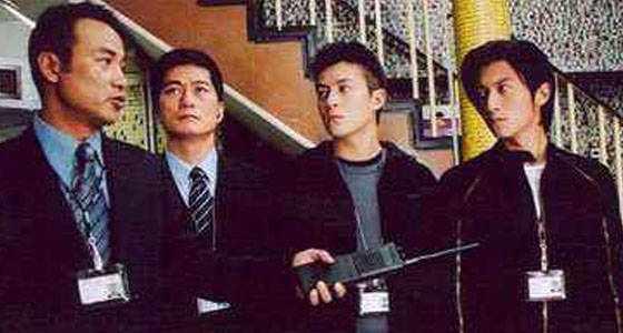 拍摄这部电影时谢霆锋和陈冠希还是好兄弟, 四年之后两人都没想到