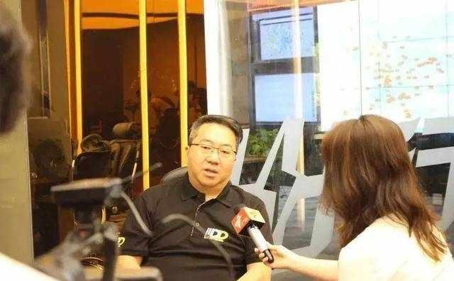 广东电视台今日关注栏目到访幸福叮咚