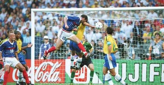热泪盈眶的老照片-1998年世界杯的法国!