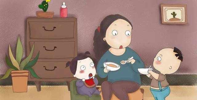 孩子不吃饭怎么办?不用愁,一个妙招搞定