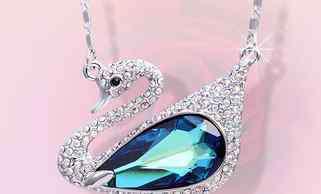 施华洛奇水晶项链 施华洛世奇水晶天鹅项链多少钱?