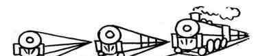 火车图片大全图片 关于火车的简笔画怎么画 关于火车的简笔画图片大全
