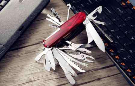 瑞士军刀吧 瑞士军刀是哪个国家的品牌 来自美国的瑞士军刀