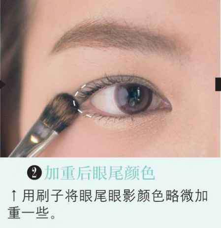 眼线怎么画好看 眼线怎么画好看图解 实在画不好眼线?