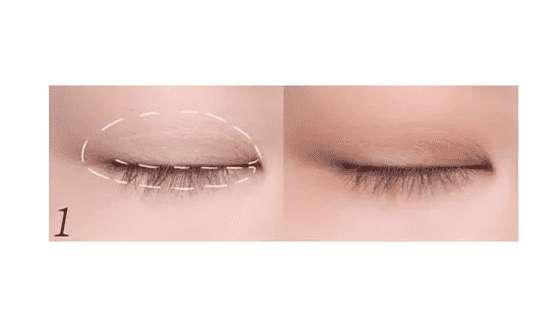 眼妆教程 新手眼妆教程 五步包你学会