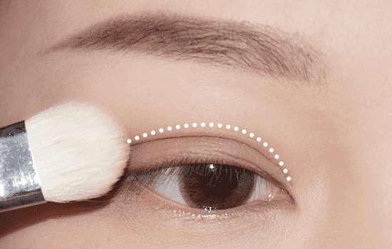 大眼妆的画法 自然眼妆的画法步骤图 自然大眼效果更撩人